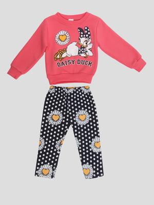Комплект: світшот і штани | 5387592