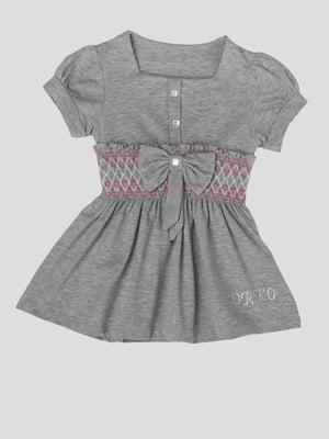 Сукня сіра | 5387576