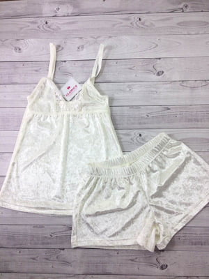 Комплект домашний: майка и шорты | 5388748