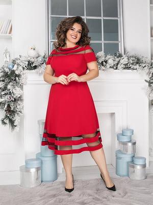 Сукня червона | 5389518