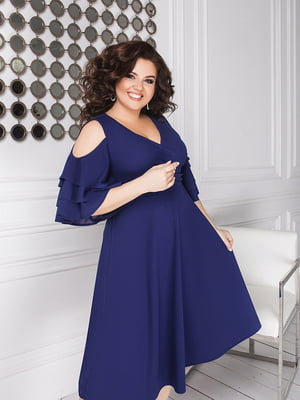 Сукня синя | 5389525