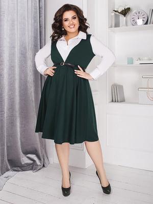 Сукня зелена | 5389530