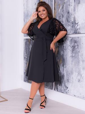 Сукня чорна | 5389543