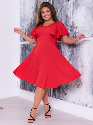 Сукня червона | 5389545