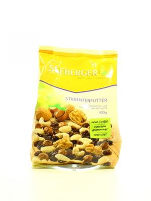 Смесь орехов с изюмом «Студенческая» (400 г)   5390415