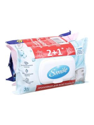 Туалетная бумага влажная «Фиксики» (2+1 шт.) | 5390825