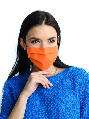 Набір помаранчевих масок (10 шт) | 5393365