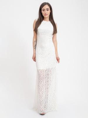 Платье молочного цвета | 5393506