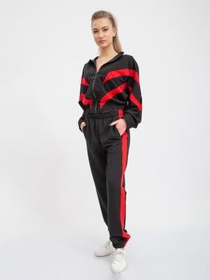 Костюм спортивный: кофта и брюки | 5393589