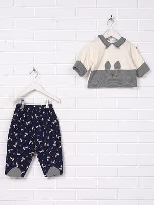 Комплект: туніка і штани   5394363