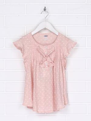 Блуза рожева | 5394423