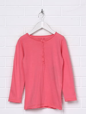 Лонгслив розовый | 5394550