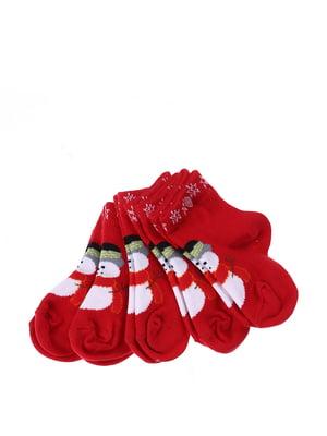 Набір шкарпеток (5 пар) | 5394582