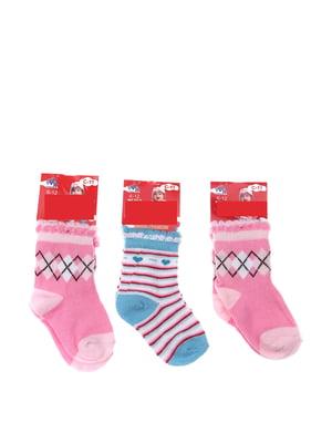 Набір шкарпеток (3 пари) | 5394586