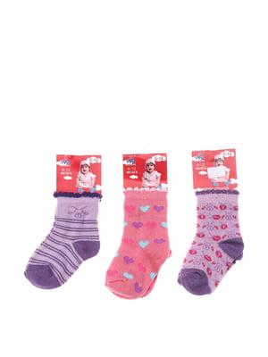 Набір шкарпеток (3 пари) | 5394588