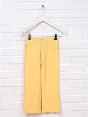 Штани жовті   5394605