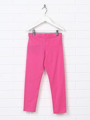 Легінси рожеві | 5394634