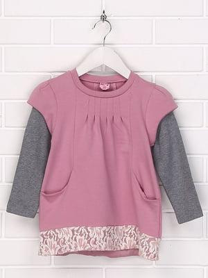 Платье розовое | 5394658