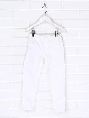 Штани білі | 5394739