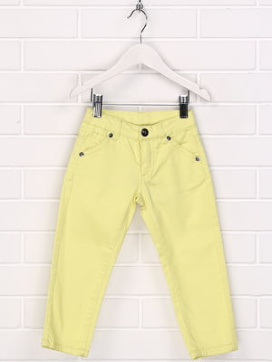 Джинси жовті | 5394754