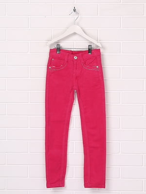 Штани рожеві | 5394821
