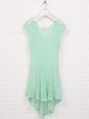 Сукня м'ятного кольору | 5394849