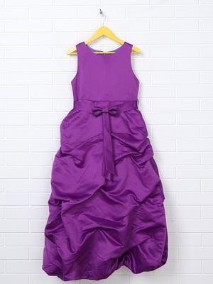 Платье фиолетовое | 5394883