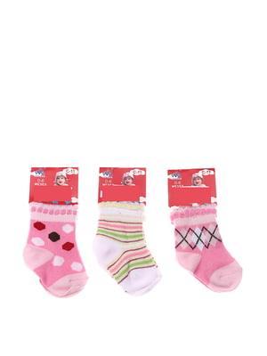 Набір шкарпеток (3 пари) | 5394919