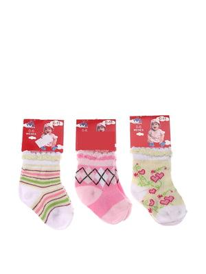 Набір шкарпеток (3 пари) | 5394920