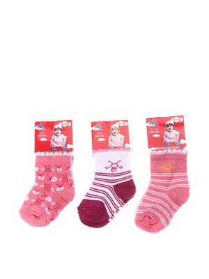 Набір шкарпеток (3 пари) | 5394921