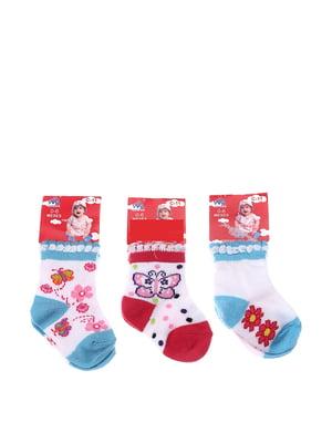 Набір шкарпеток (3 пари) | 5394923