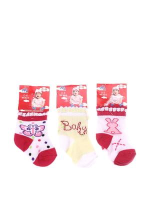 Набір шкарпеток (3 пари) | 5394924