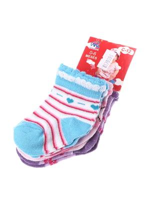 Набір шкарпеток (3 пари) | 5394925