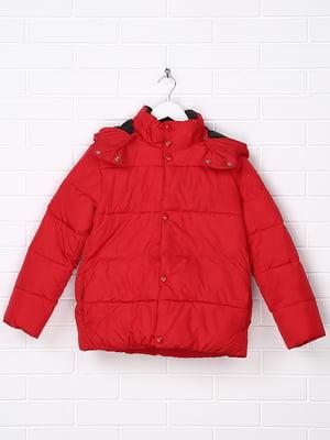 Куртка червона | 5394983
