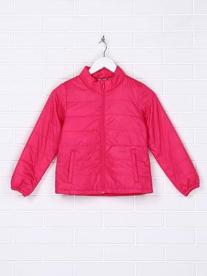 Куртка малинового цвета | 5395003