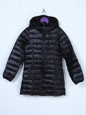 Куртка чорна | 5395008