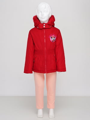 Куртка червона | 5395011