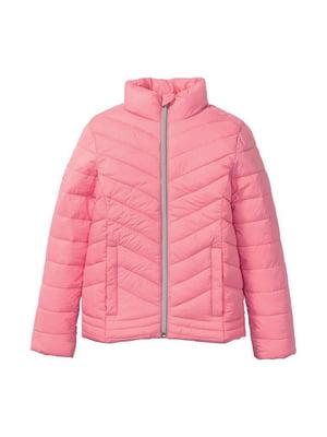 Куртка рожева | 5395012
