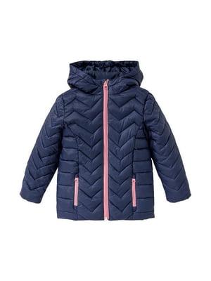 Куртка синяя | 5395055