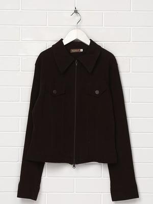 Куртка коричнева | 5395065