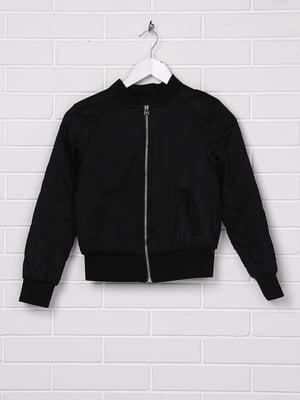 Куртка чорна | 5395071