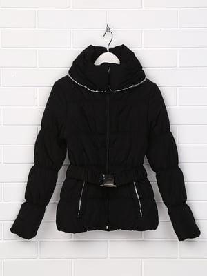 Куртка чорна | 5395076