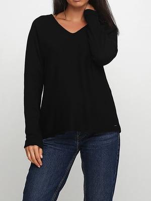 Пуловер чорний | 5395155