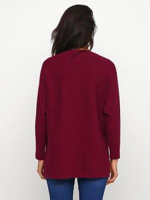 Пуловер кольору фуксії   5395210