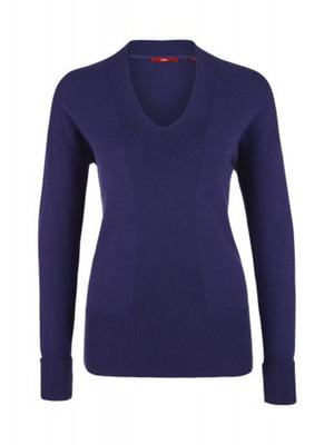 Пуловер синий | 5395132