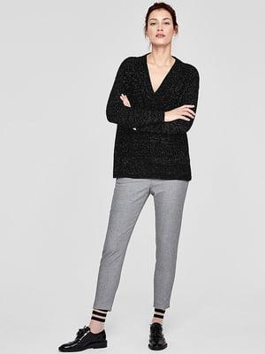 Пуловер чорний | 5395153