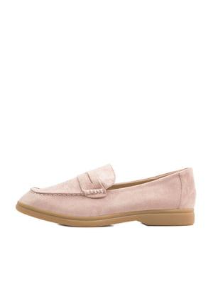 Туфли цвета пудры | 5395325