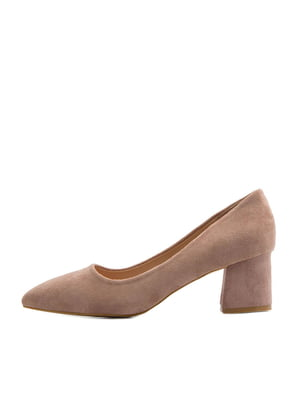 Туфли цвета пудры | 5395326