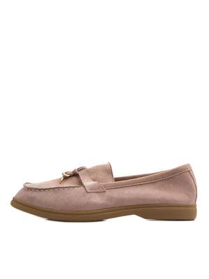 Туфли цвета пудры | 5395330