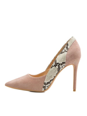 Туфли цвета пудры | 5395332
